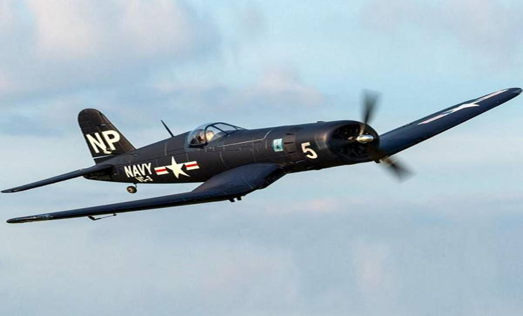 rc-airplanes-Dynam F4U Corsair 1270mm Wingspan RC Warbird PNP-Dynam F4U