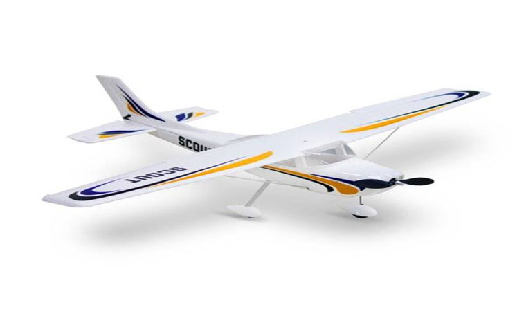 Dynam Scout 980mm Wingspan Trainer RC Airplane PNP DY8924V2