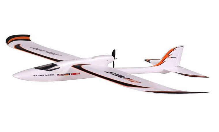 FMS Easy Trainer 1280mm 50.5″ Wingspan RC Airplane PNP