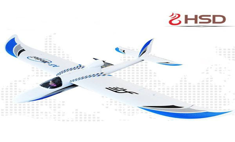 HSD AF-001 Sky Surfer 1400mm Wingspan EPO Glider RC Airplane PNP