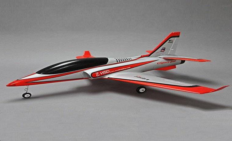 rc-airplanes-HSD Silver Viper Jet 75mm RC EDF 4S 6S PNP-HSD Silver Viper