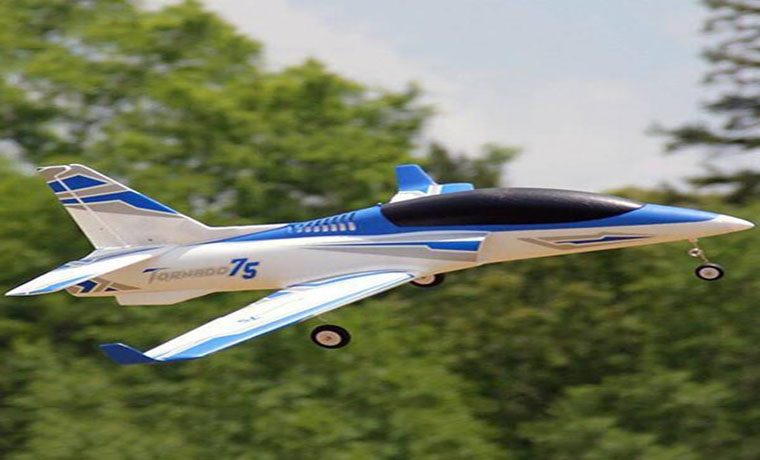 HSD Tornado 75 1100mm Wingspan 6S EDF RC Airplane PNP