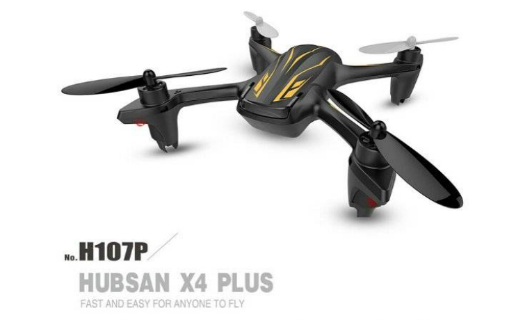 Hubsan X4 Plus H107P RC Quadcopter with LED