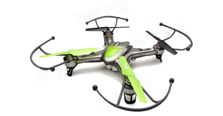 JJRC H9D Digital Transmission Quadcopter with Camera