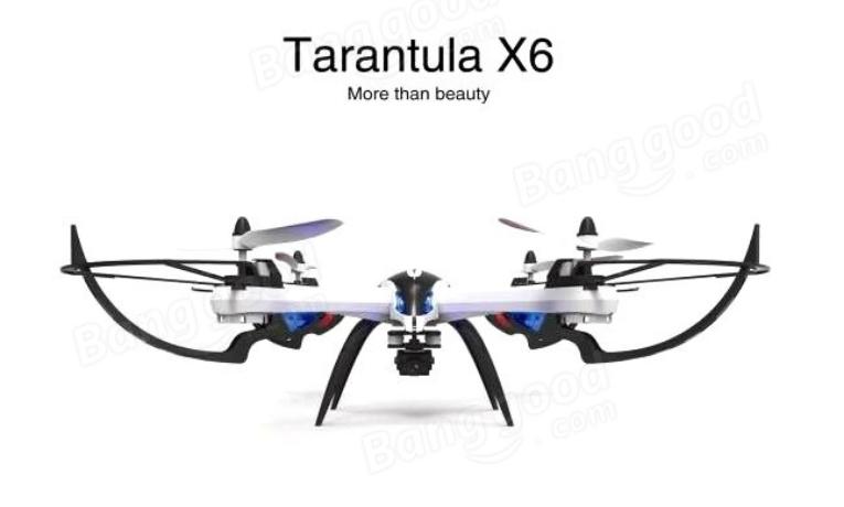 rc-quadcopters-JJRC YiZhan Tarantula X6 Wide Angle 5MP CameraQuadcopter-JJRC Yizhan Tarantula X6