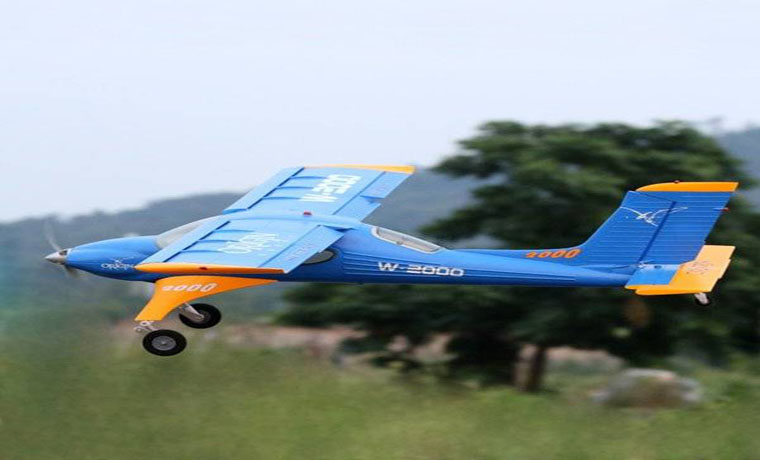 OriginHobby Wilga-2000 1330mm Wingspan RC Airplane PNP