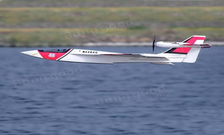 RC Lander EPO 864mm Wingspan RC Seaplane Airplane PNP
