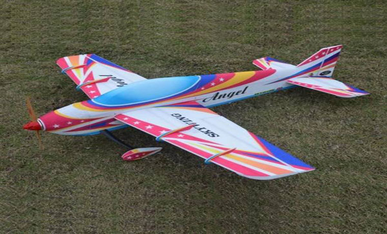 rc-airplanes-Skywing Angel F3A 1219mm Wingspan EPP RC Airplane Kit-Skywing F3A