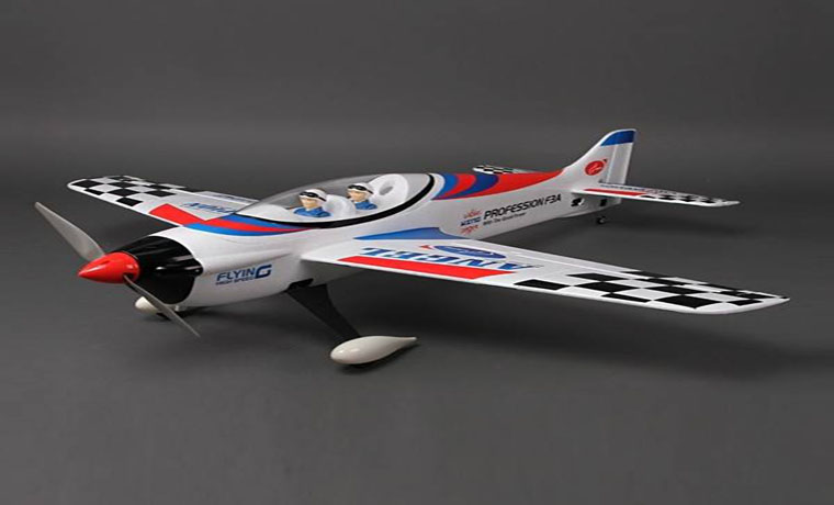 TS Model Angel F3A 1150mm Wingspan RC Airplane PNP