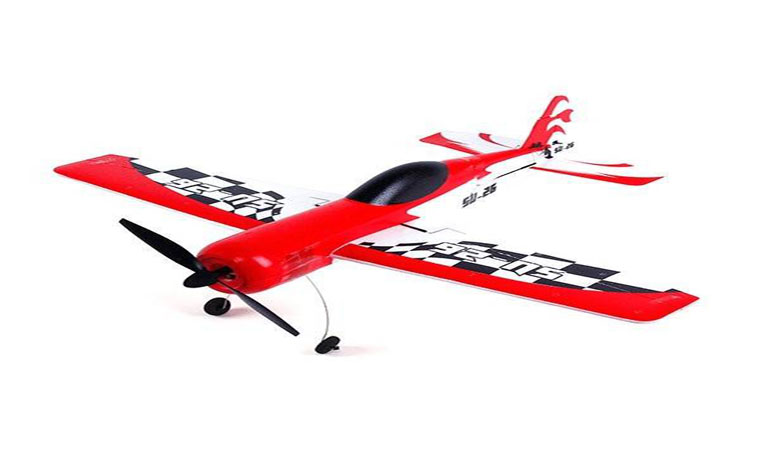 WLtoys F929 Su-26 2.4G 4CH 6 Axis Micro RC Airplane