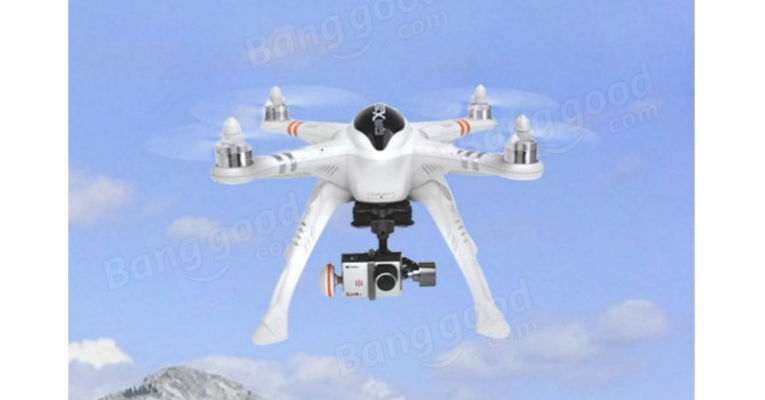 Walkera QR X350 Pro RC Quadcopter+DEVO F12E+G-3D+iLook+