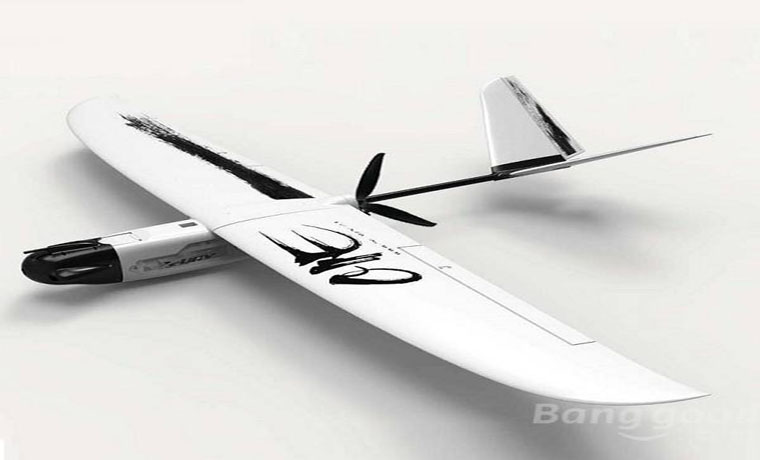 X-uav One EPO 1800mm Wingspan FPV Aircraft Plane Kit V tail