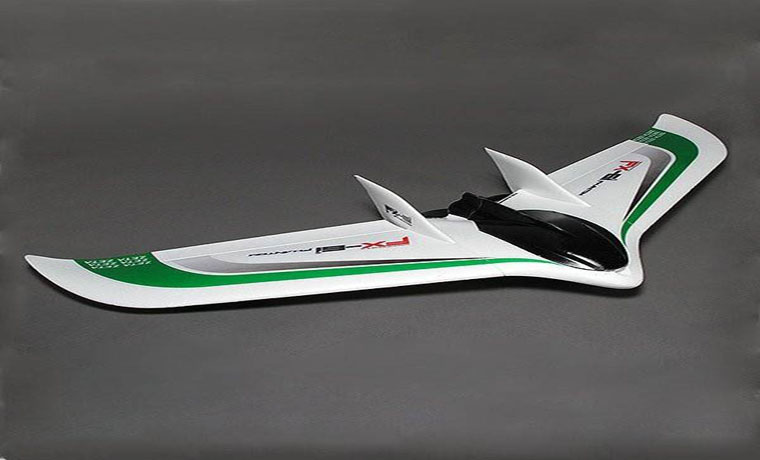 Zeta FX-61 Phantom FPV EPO 1550mm Wingspan RC Airplane Kit