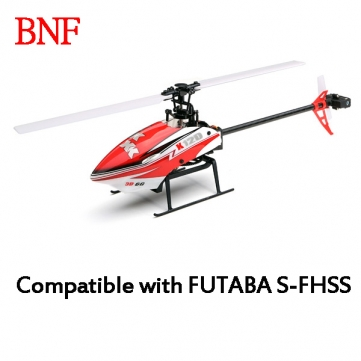 XK K120 Shuttle 6CH 3D6G RC Helicopter