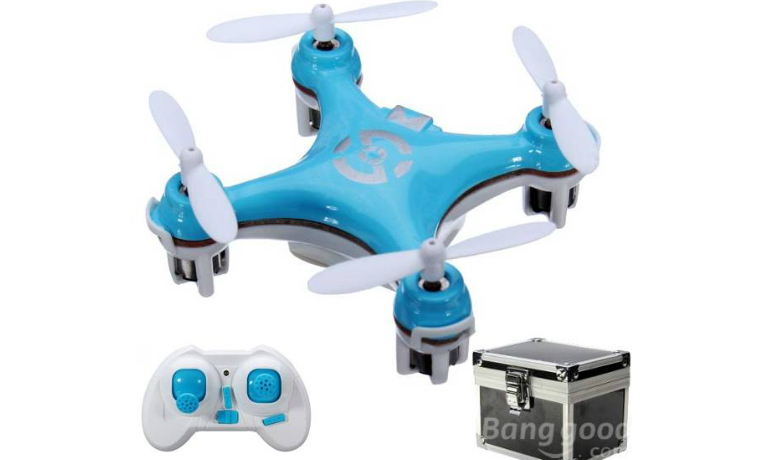 rc-quadcopters-Cheerson CX10 6 Axis RC Quadcopter with Gift Box-Cheerson CX101