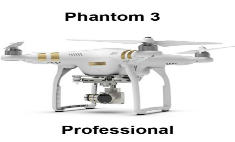 DJI Phantom 3 Professional With Camera & Advanced HD