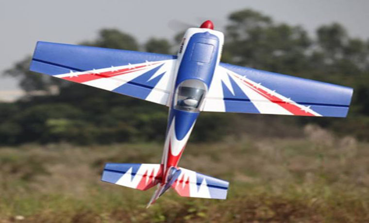 rc-airplanes-FMS Extra 300 1300mm FMS063 3D RC Airplane KIT-FMS Extra 300