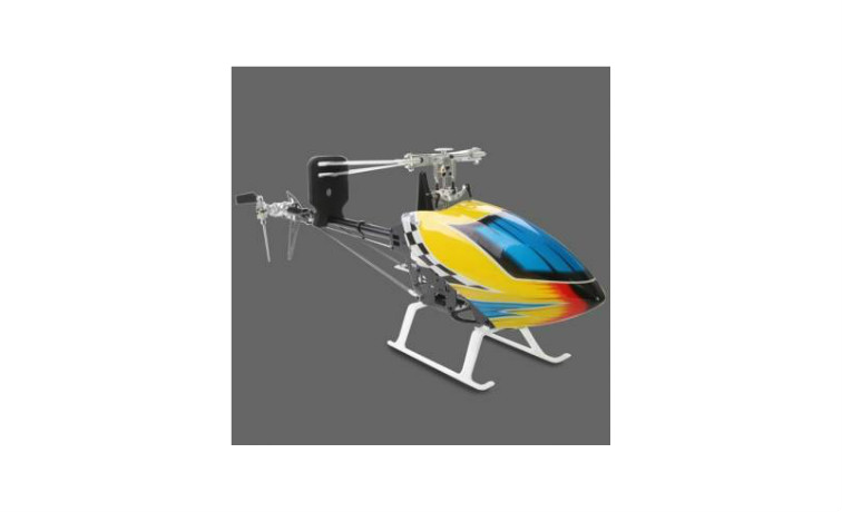 Gartt GT450 DFC RC Helicopter Kit Without Canopy and Blade