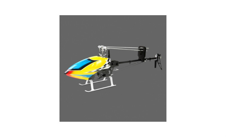 Gartt GT450 DFC RC Helicopter Kit With Canopy and Blade