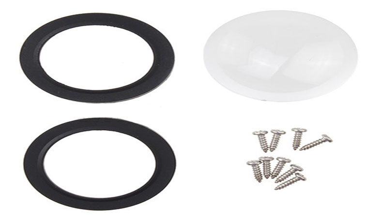 Cover Lenses Glass Lens For SupTig Gopro Hero 2 Camera