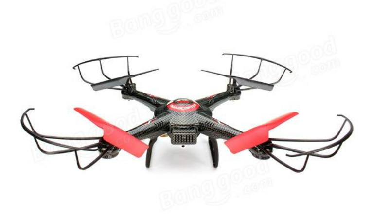 JJRC V686J RC Quadcopter with 720P 2.0MP HD Camera