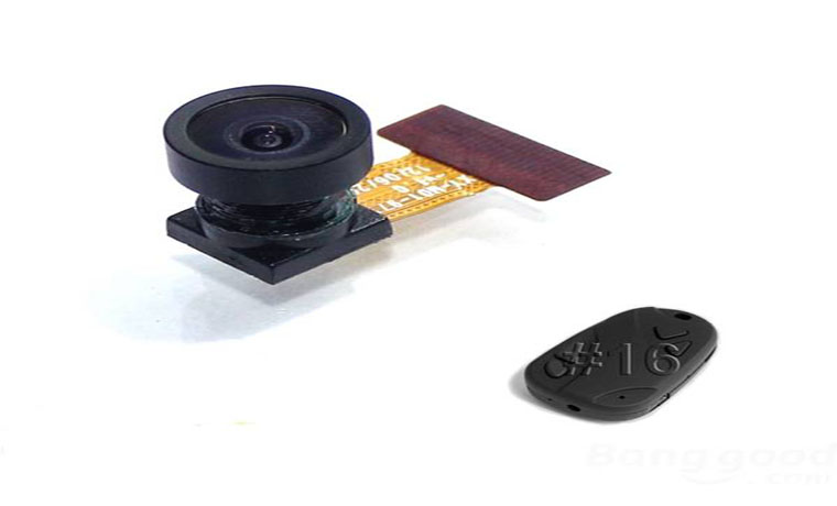 Lens D Module 120 Degree with case for 808 #16 Camera Camcorder