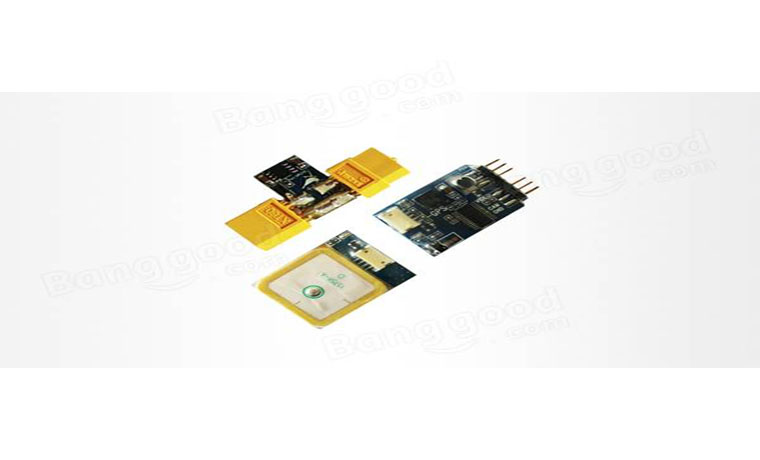 Skylark Tiny OSD III With GPS And Current Sensor