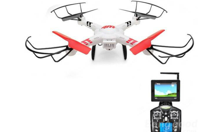WLtoys V686G Headless Mode RC Quadcopter with 2MP Camera