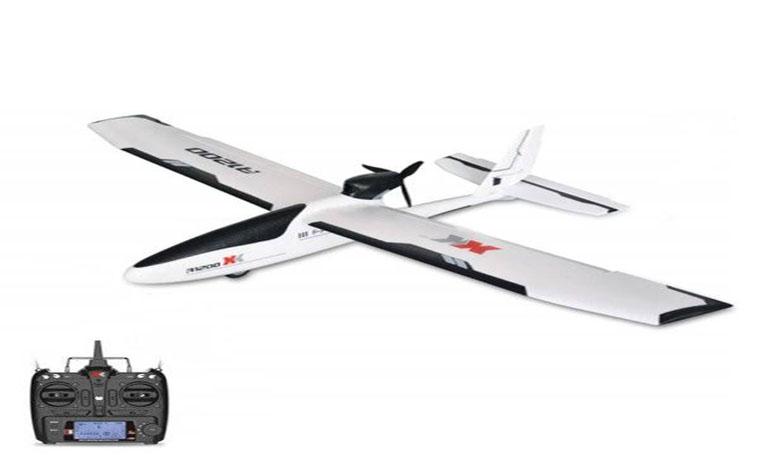 XK A1200 2.4G 6CH S-FHSS EPO RC Airplane Glider
