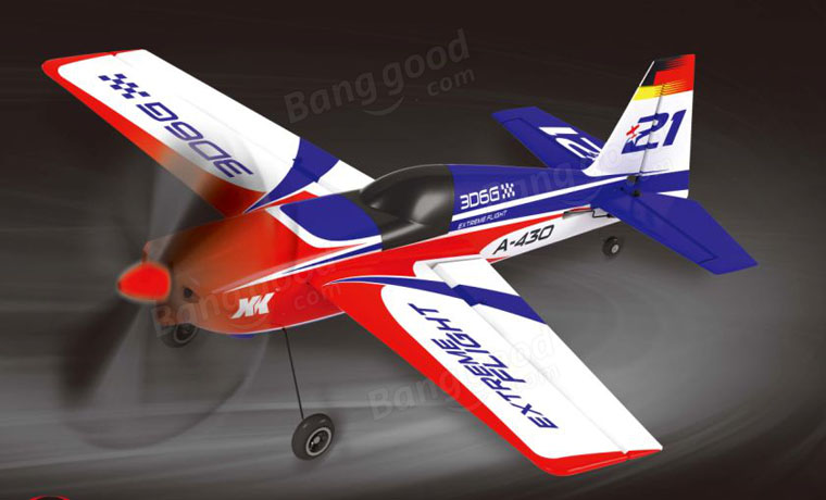 rc-airplanes-XK A430 2.4G 5CH 3D6G System RC Airplane Compatible Futaba-XK A430