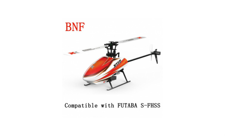 XK K110 Blast 6CH Brushless 3D6G RC Helicopter