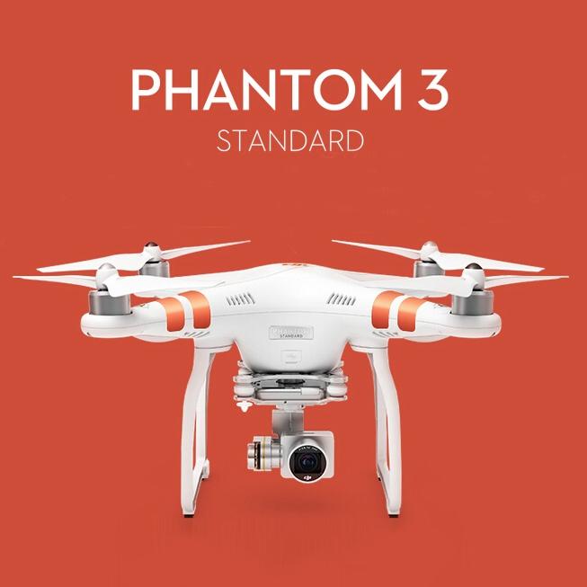 DJI Phantom 3 Standard FPV RC Quadcopter