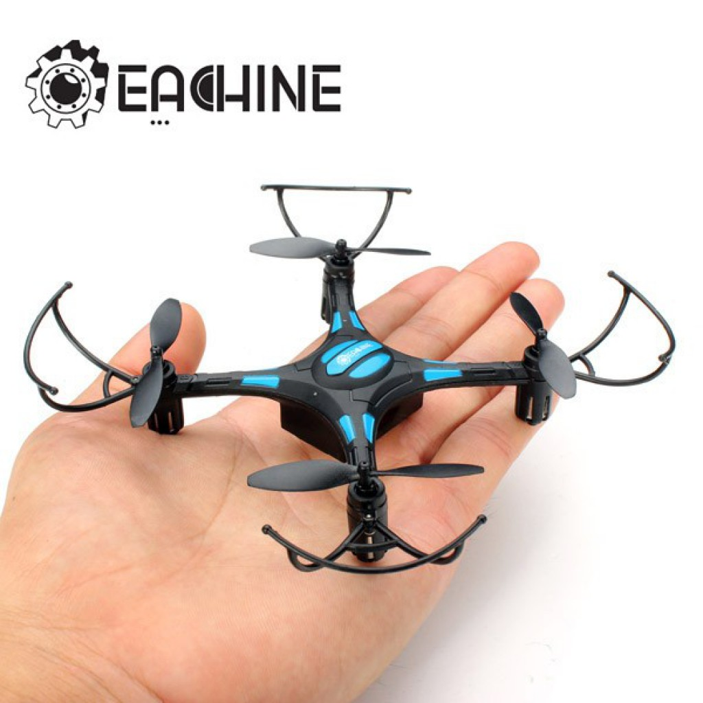 rc-quadcopters-Eachine H8 3D Mini RC Quadcopter RTF-Eachine H8 3D Mini 2.4G 4CH 6Axis Inverted Flight One Key Return RC Quadcopter RTF 1024x1024