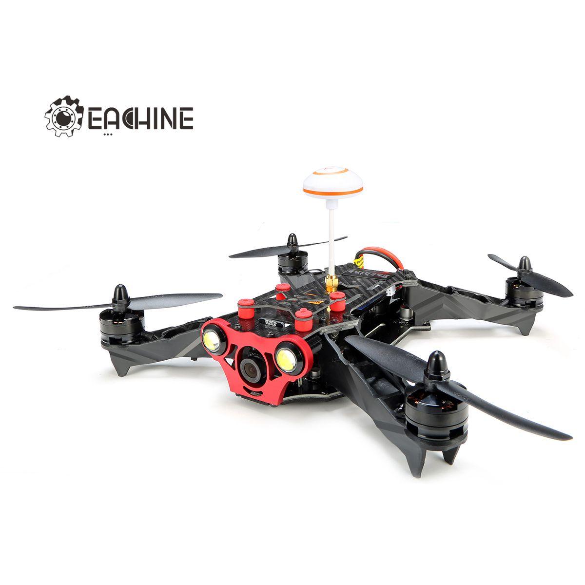 Eachine Racer 250 FPV Drone Built Transmitter OSD HD Camera ARF Version