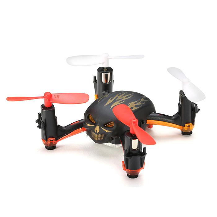 Global Drone GW008 Mini Skull RC Quadcopter