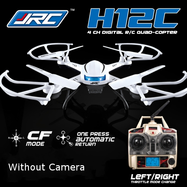 JJRC H12C Headless Return RC Quadcopter