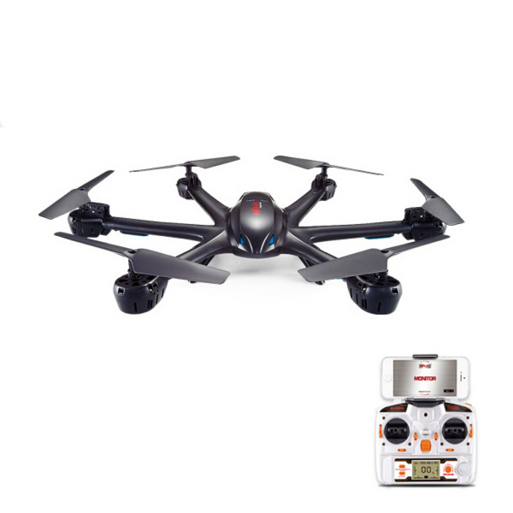 rc-quadcopters-MJX X600 X-SERIES RC Hexacopter-MJX X600 X SERIES 2.4G 6 Axis Headless Mode RC Hexacopter RTF 1024x1024