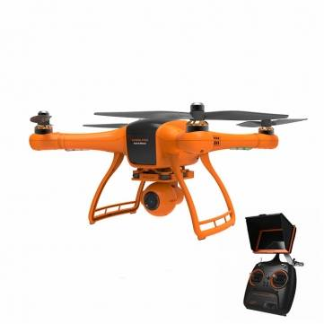 Wingsland Scarlet Minivet FPV HD Camera RC Quadcopter