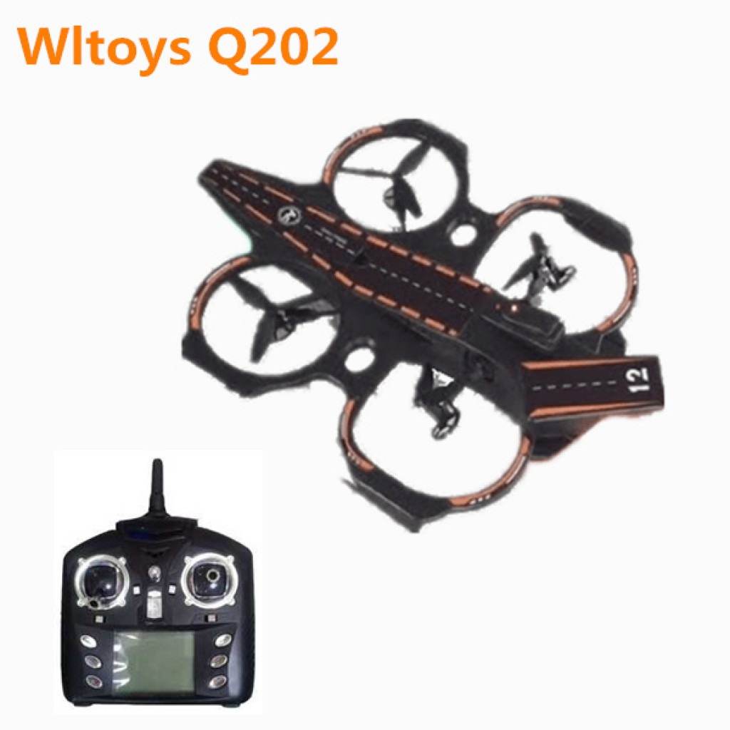 rc-quadcopters-Wltoys Q202 6 Axis Aircraft Carrier RC Quadcopter-Wltoys Q202 2.4G 4CH 6 Axis Aircraft Carrier RC Quadcopter With LED RTF 1024x1024
