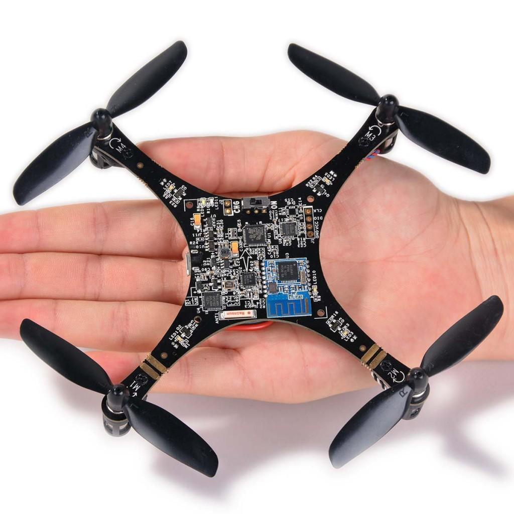 rc-quadcopters-Crazepony Open Source STM32 MS5611 Mini RC Quadcopter-Crazepony 2.4G 6Axis Open Source With STM32 MS5611 Mini RC Quadcopter RTF 1024x1024