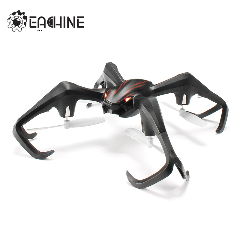 Eachine E20 3D Mini Spider Inverted Flight LED RC Quadcopter