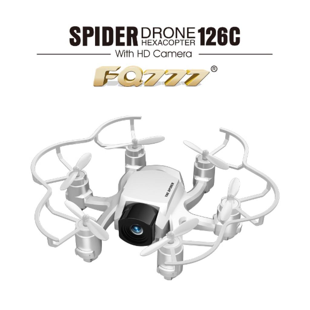 rc-quadcopters-FQ777-126C Mini Spider Dual Mode One Key to Return RC Hexacopter-FQ777 126C Mini Spider With 2.0MP HD Camera Dual Mode One Key to Return RC Hexacopter RTF 1024x1024
