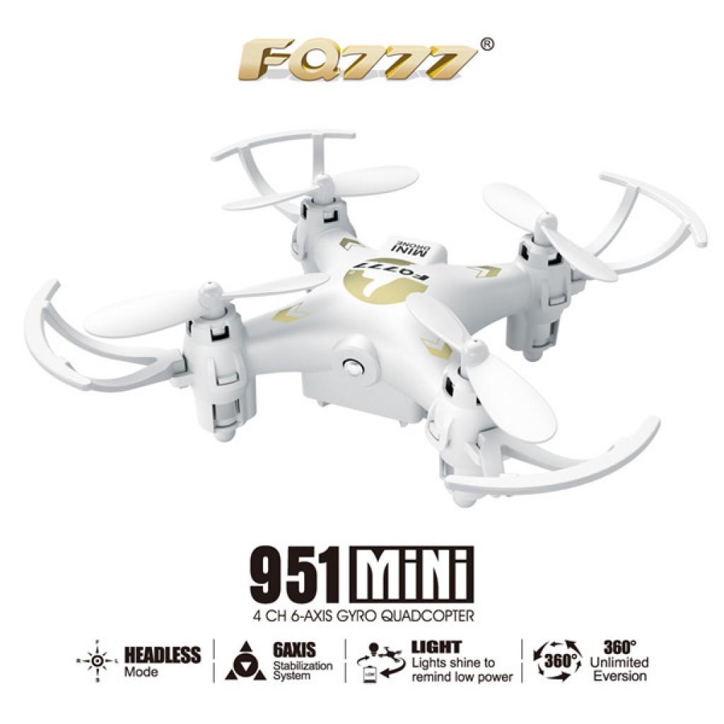 rc-quadcopters-FQ777-951 MINI Headless Mode RC Quadcopter-FQ777 951 FQ777 951 MINI Headless Mode 2.4G 4CH 6 Axis RC Quadcopter RTF 1024x1024
