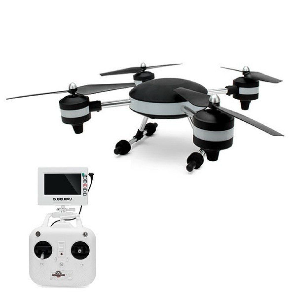 rc-quadcopters-Huajun HJW606-3 High Hold Mode RC Quadcopter-Huajun HJW606 3 HJW 606 3 5.8G FPV With 2.0MP HD Camera High Hold Mode RC Quadcopter RTF 1024x1024