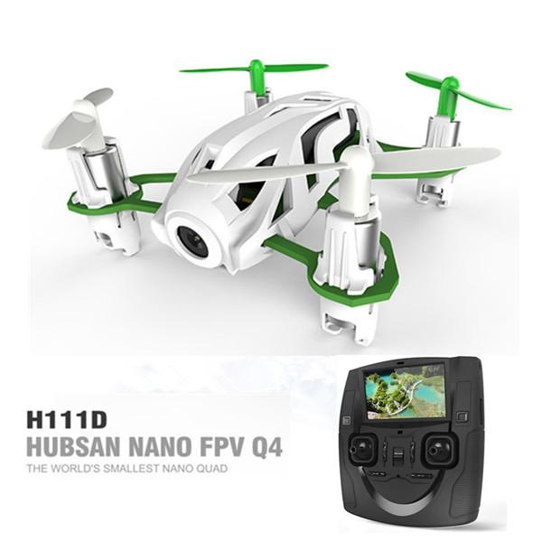 Hubsan H111D Nano Q4 Altitude Hold Mode RC Quadcopter