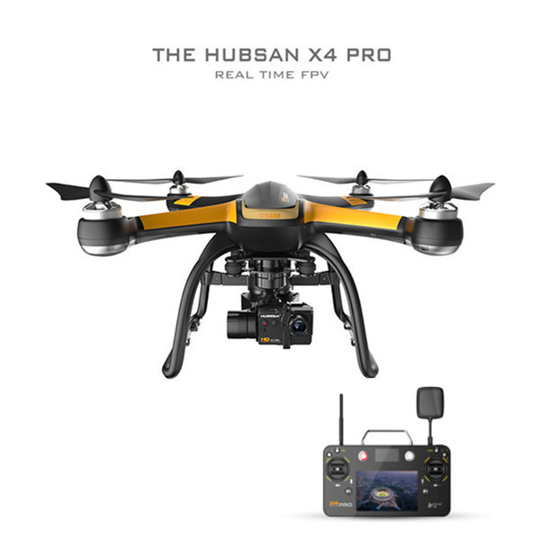 Hubsan X4 Pro H109S Gimbal GPS RC Quadcopter
