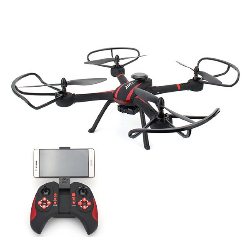 rc-quadcopters-JJRC H11WH 720P WIFI FPV RC Quadcopter-JJRC H11WH 720P WIFI FPV With 2MP Camera 2.4G 4CH 6Axis RC Quadcopter RTF 1024x1024