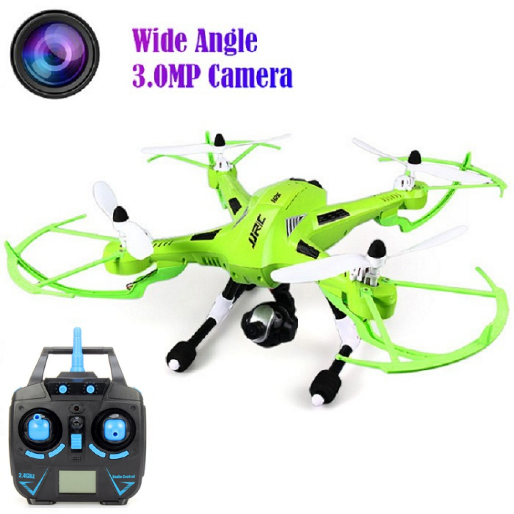 rc-quadcopters-JJRC H26D Wide Angle HD Camera RC Quadcopter-JJRC H26D With 3.0MP Wide Angle HD Camera 2 Axis Gimbal One Key Return RC Quadcopter RTF 1024x1024