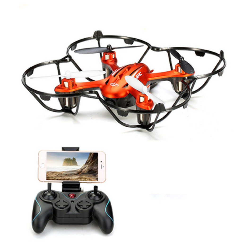 rc-quadcopters-JJRC H6W WiFi FPV Camera Headless Mode RC Quadcopter-JJRC H6W WiFi FPV With 2MP Camera Headless Mode One Key Return RC Quadcopter 1024x1024