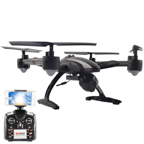 JXD 509W WiFi FPV Camera Headless RC Quadcopter